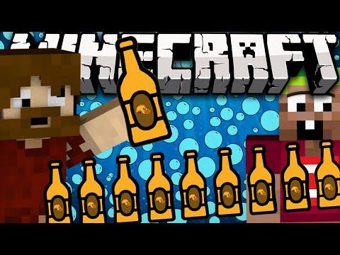 If A Drunk Bar Was Added To Minecraft - Minecraft Machinima