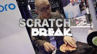 Gambar cover Scratch Break: Mixfader (feat. Rayted_R, RTST, Kodac and FLIPFLOP)
