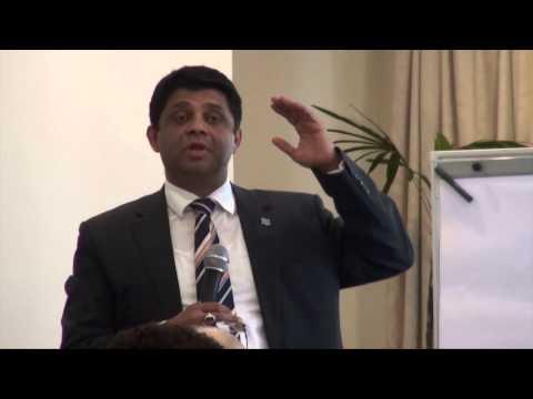 Fijian Attorney General, Aiyaz Sayed-Khaiyum, chief guest, Fiji Commerce Employers Federation...