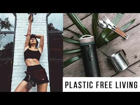 Introduction to PLASTIC FREE LIVING: How To Cut Out 80% of Your Plastic Use in a Few Easy Steps