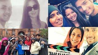"Katrina Kaif & Sidharth Malhotra Starrer  ""Baar Baar Dekho"" Pic"
