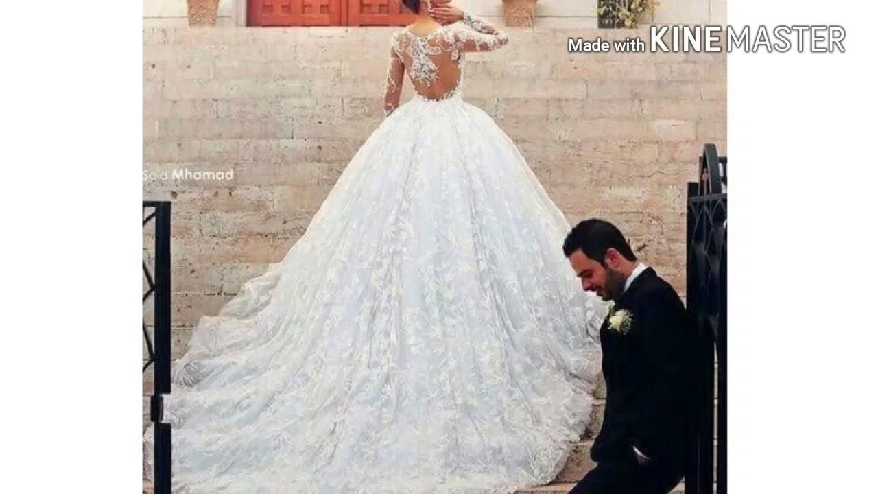 Vestidos de novia ampones en mexico
