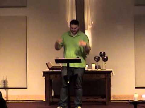 20140727 - Exodus 16-17:7 - Patience and Provision [Ricky Ragone]