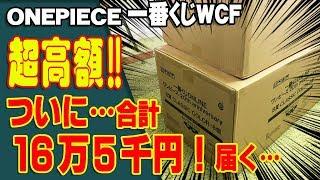 【爆買い】15,000円のONEPIECEワーコレくじが届きました…大量に…汗 thumbnail