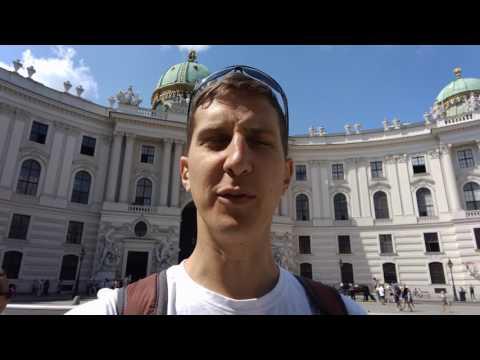 Geoffrey's European Adventure Day 3: Vienna - Pt. 1