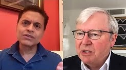 Kevin Rudd and Fareed Zakaria on Democracy and Authoritarianism Under COVID-19
