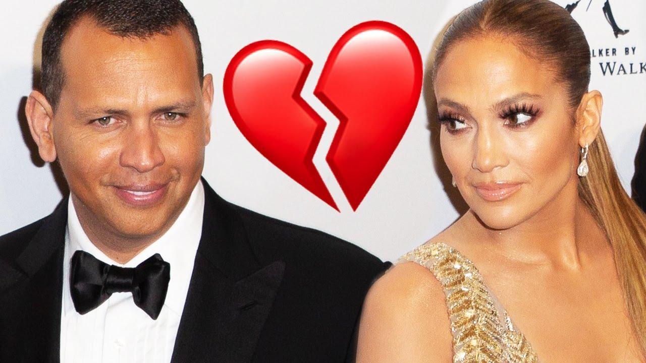 Jennifer Lopez and Alex Rodriguez break up: report