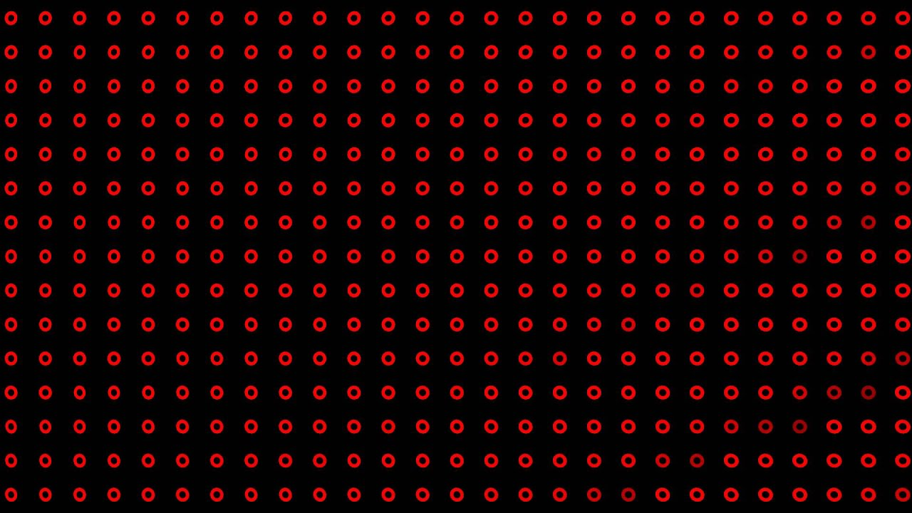 Red Circles Texture Background ANIMATION FREE FOOTAGE HD - YouTube for Red Led Light Texture  45ifm