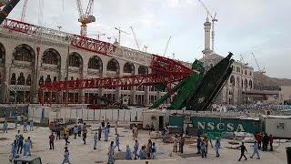 Accident mortel à La Mecque