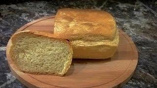 Хлеб без замеса. Домашний хлеб. Получается всегда!