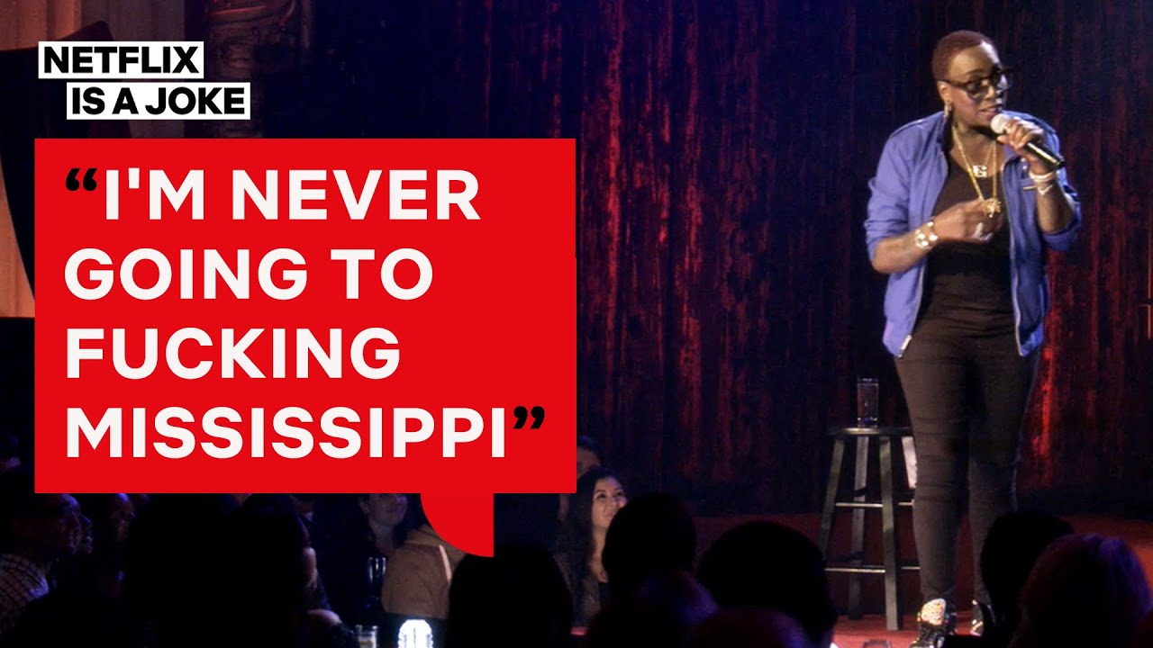 Download Why Gina Yashere Prefers American Racism | Netflix Is A Joke