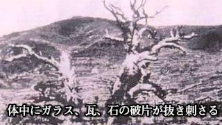 神社 片足鳥居 山王神社  被爆クスノキ 福山雅治