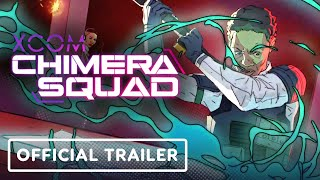 XCOM: Chimera Squad - Official Reveal Trailer