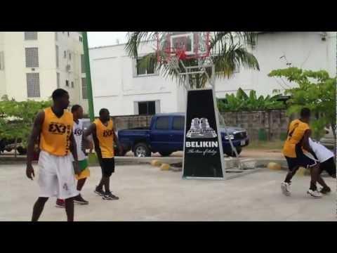 Belize Basketball Federation 3x3 finals men