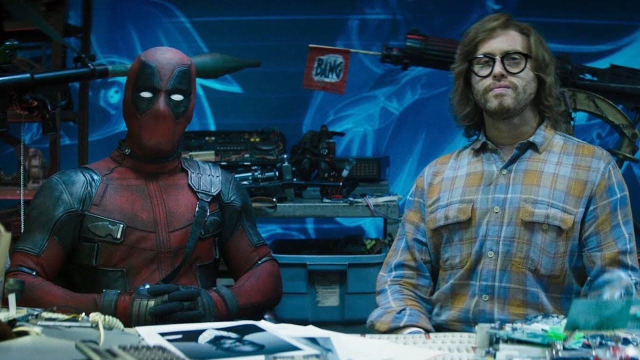 Download Interview Scene | Deadpool 2 (2018) Funny Scene