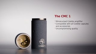 The CMC 1 - miniaturized Colette amplifier