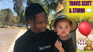 Stormi & Travis best moments on film [PART 1]