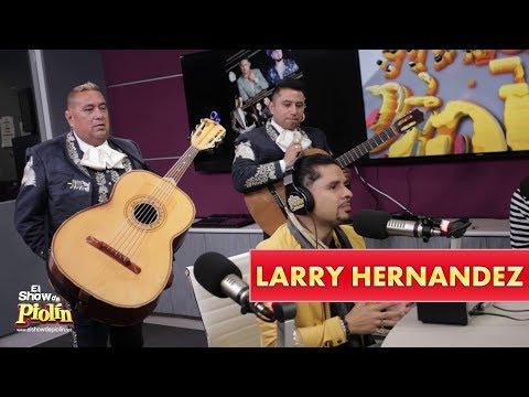 Vean como reacciono Larry Hernandez con el mensaje de Marco Antonio Solís
