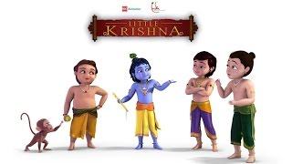 Vrindavan Ka Dulara: Little Krishna Hindi Film Trilogy DVD 1