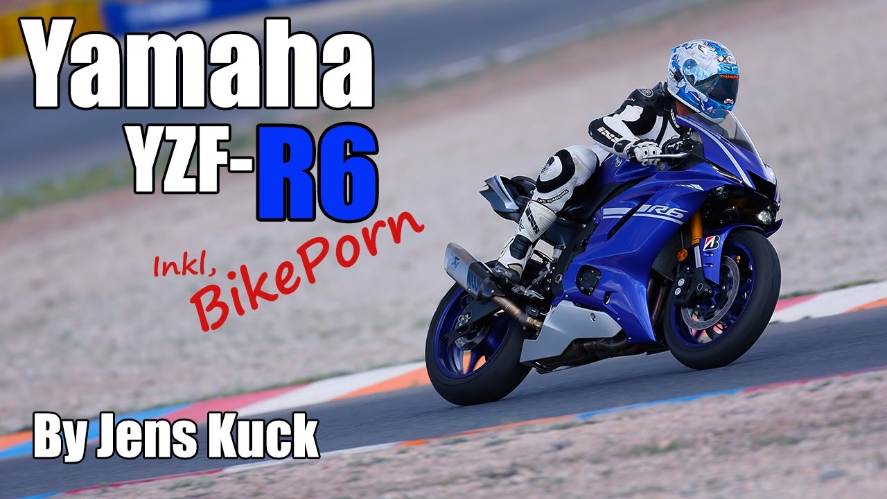 YAMAHA R6 2017 Bike Test Bikeporn Jens Kuck