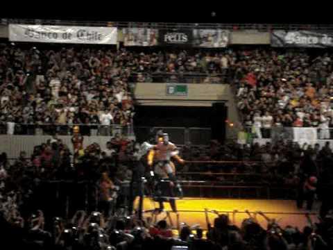 Entrada HHH Arena Movistar 22/02/09 parte 2