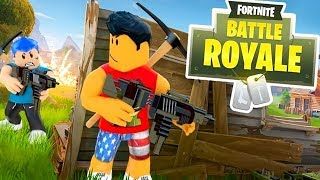 FORTNITE DANS ROBLOX !