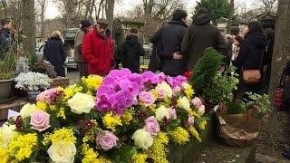 Obsèques de Pierre Barouh, célèbre auteur-compositeur