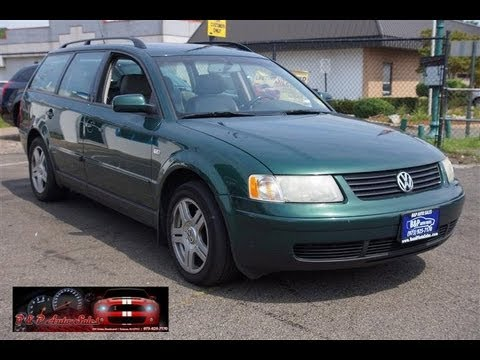 2001 Volkswagen Station Wagon | The Wagon