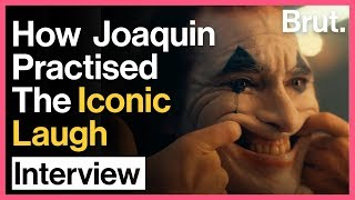 Download Joaquin Phoenix On How He Practised The Joker Laugh Mp3 and Videos