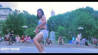 Olatunji - Oh Yay Choreography by Izzy Odigie