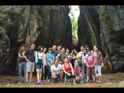 Calinawan Cave & Daranak Falls Adventure