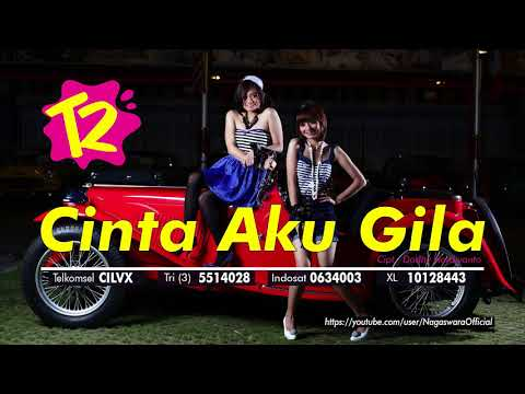 T2 - Cinta Aku Gila (Official Audio Video)