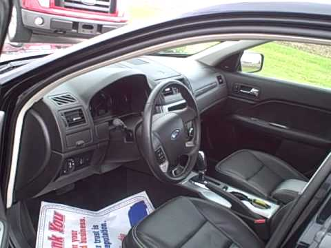 Toledo, Ohio 2010 Ford Fusion SEL at Steve Rogers Ford