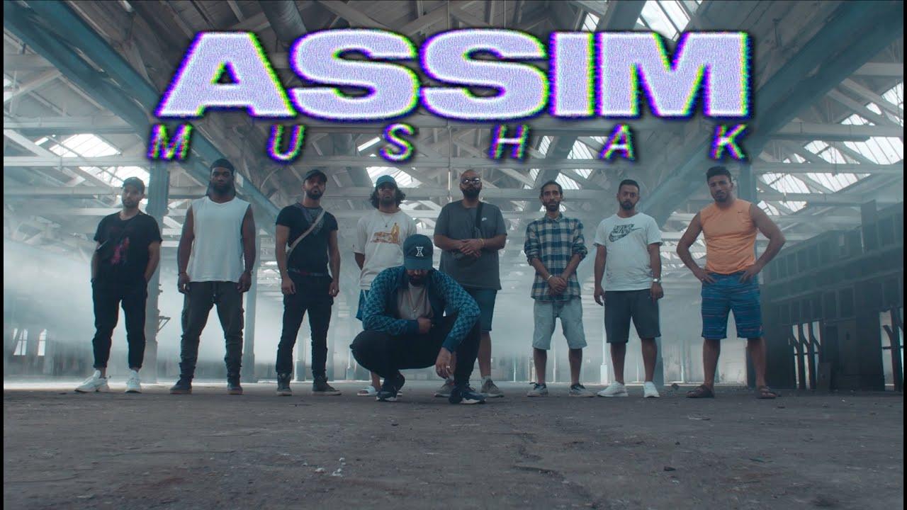 Download ASSIM - MUSHAK (Bete die Crowd an) 🚀🚀🚀 [ official Video ]