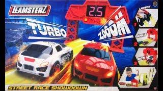 Teamsterz Street Race Showdown - Track + Sensor Timer [UNBOXING + REVIEW]