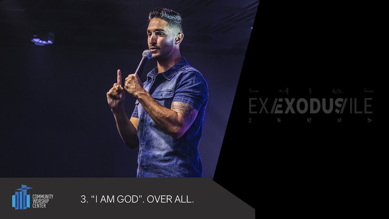 """I AM GOD"". Over All. 
