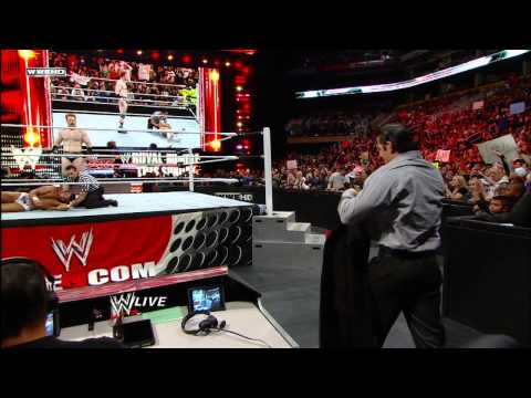 Raw - Sheamus Vs. Jinder Mahal