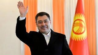Клятва верности и тысячи гостей. Жапаров - новый лидер Кыргызстана
