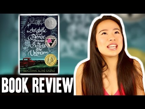 ARISTOTLE AND DANTE DISCOVER THE SECRETS OF THE UNIVERSE BY BENJAMIN ALIRE SAENZ | Book Review Mp3