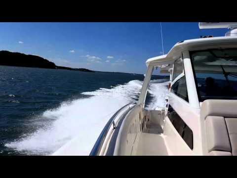 Boston Whaler 420 Outrage Quadruple 350 Mercury
