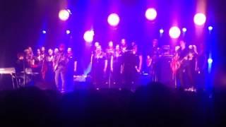 Stafford Military Wives Choir Lulu April 2016
