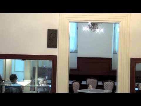 Hotel Pera Palace - Estambul - Recepción