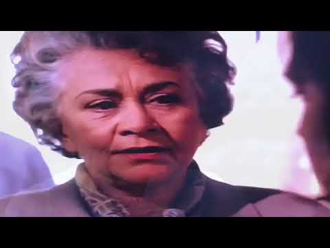 Dame Joan Plowright  I'm sorry I made you cry