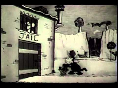 LI'L AINJIL-Krazy Kat (Charles Mintz/Columbia-1936)
