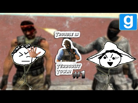 YOU WERE A TERRORIST   Garrys Mod 1