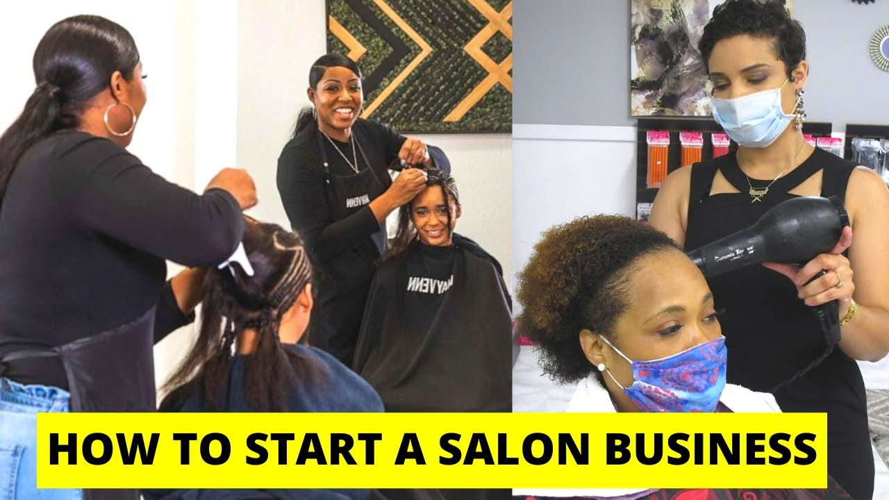 How To Start a Salon Business, Genevieve Shares Tips