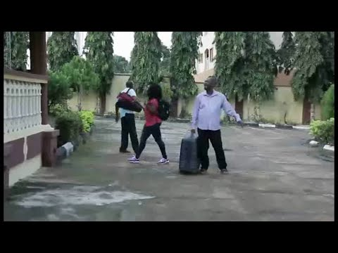 Charles Inojie Cannot Believe His Eyes _You Sure Say Here Na My Papa House - Nigerian Comedy Skits !