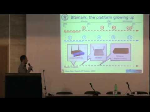 Linux Day Napoli 2012: Walter De Donato - BISmark (Broadband Internet Service benchmark)