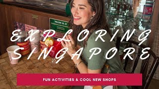 Cool Singapore Spots SGTB | Nicole Andersson