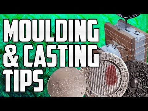 John Wick Markers Part 2 - Moulding and Casting Tips